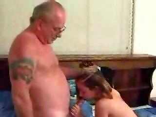 Massaging Cock In Her Teen Mouth ( Teen Teeny Hardcore Slut )