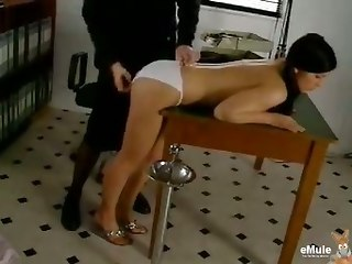 Bad Girl Punished By Female Cop