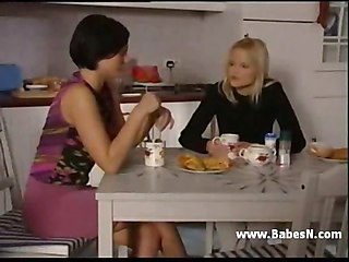 Mother And Daughter Lesbian Sex