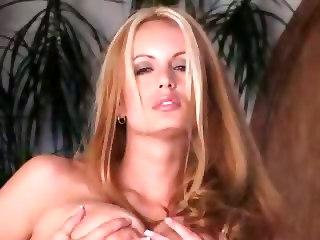 Elegant Stormy Sexy Striptease