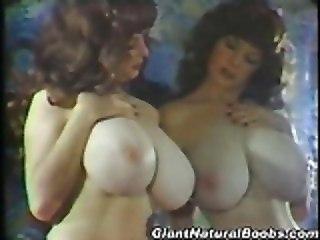 Natural Vintage Boobs