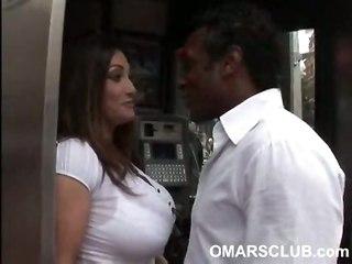 Omar Fucks Cathy Barry