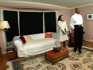 Sexy Lisa Ann Want Some Dark Meat