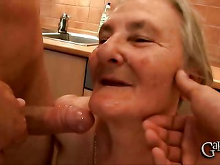 Toothless old slut congratulate, magnificent