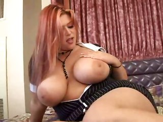 Big Titty Eden Gets Fucked