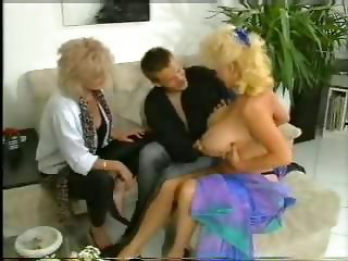 Son Mom And Aunt Having Sex